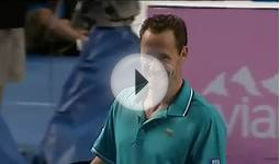 Best Tennis Game Ever ! Australian Open 2012 - Andy Murray