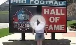 Canton Ohio-Pro Football Hall Of Fame #2.