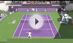 Career Mode Tournament - EA Grand Slam Tennis 2 - PS3 Fitness