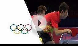 China Win Men's Team Table Tennis Gold - London 2012