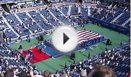 Chris Botti God Bless America - US Open Tennis Final 2012