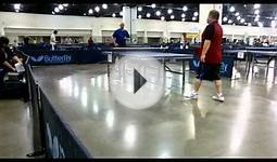 Dave French Table Tennis US Open 2011 - 2