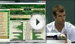Davis Cup Worlds Longest Tennis Game Match World Record in