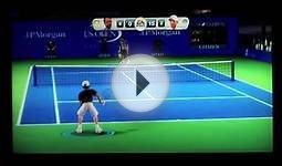 EA Grand Slam Tennis Online Review/Gameplay