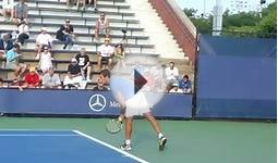 Evgeny Donskoy 2013 US Open - Future Russian Tennis Star