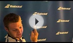 Fans talk with Jack Sock #CallASerialPlayer US Open 2013