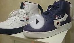 FILA FX 100 ORIGINAL VS FILA FX 100 PACKER SHOES RETRO