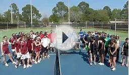 first annual okaloosa high school tennis tournament