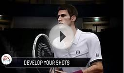Grand Slam® Tennis 2 Demo Trailer