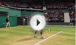 Grand Slam Tennis 2 - ESPN Integration Trailer - PS3 / Xbox360