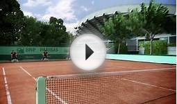 Grand Slam Tennis 2 - French Open Video