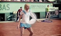 Grand Slam® Tennis 2 French Open Trailer