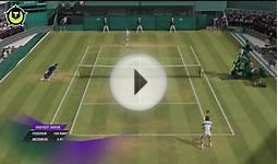 Grand Slam Tennis 2 - Gameplay