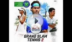 Grand Slam Tennis 2 | Mi primer partido Online | Nadal vs