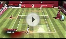 Grand Slam Tennis 2 - Online Match