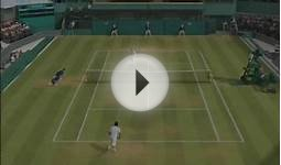 Grand Slam Tennis 2 Online Gameplay