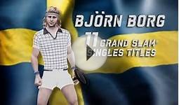 Grand Slam Tennis 2 - Players video game trailer - PS3 X360