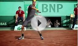 Grand Slam Tennis 2 - PS3 / Xbox 360 - Players Trailer