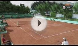 Grand Slam Tennis 2 - Round 2 in the French Open - (XBOX360)