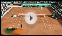 GRAND SLAM TENNIS 2 - SINGLES ONLINE PLAY 360.