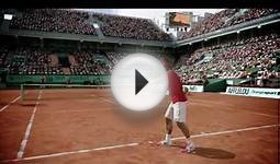 Grand Slam Tennis 2 - Total Racket Control Trailer - PS3
