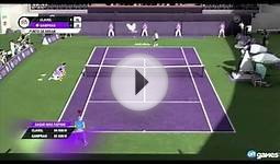 Grand Slam Tennis 2 - Vídeo Final de Torneo vs Sampras