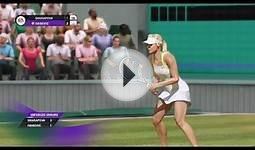 Grand Slam Tennis 2 - Winning Gameplay Video (Xbox 360)