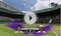 Grand Slam Tennis 2 XBOX360 Gameplay [HD 1080p]