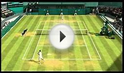 GRAND SLAM TENNIS 2 - Xbox 360 - Test Run Raw Capture no