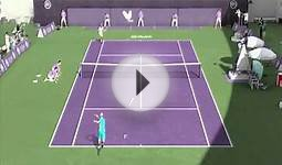 Grand Slam Tennis Career episode 1 (Dubai tournament)