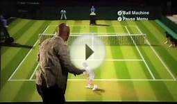 Grand Slam Tennis - Démonstration - Wii