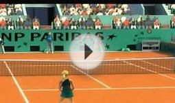Grand Slam Tennis Online Match with Trilli Part 2