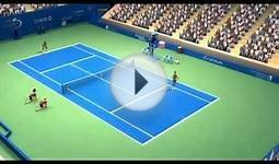 Grand Slam Tennis Trailer Stades Wii