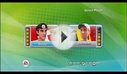 Grand slam tennis (Wii) Gameplay (Wii Motion Plus)