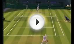 Grand Slam Tennis Wii online match - How not to win a