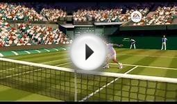 Grand Slam® Tennis - zwiastun