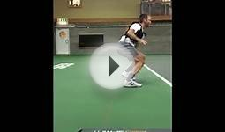 Grand Slam winner Robert Lindstedt training in 1080 Sprint