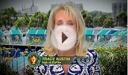 Hall of Famer Tracy Austin on the International Tennis