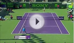 [HD] Christina McHale vs Zheng Jie 2014 Sony Open Tennis