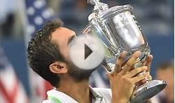HEAD Tour TV Interview: Marin Cilic - 2014 US Open Champion