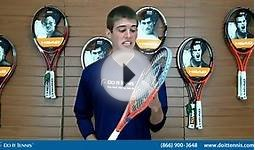 HEAD Youtek IG Radical S Tennis Racquet Review