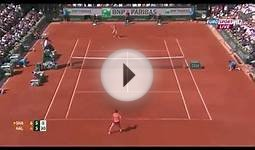 Hello Grand Slam Tennis | Halep vs Sharapova French Open