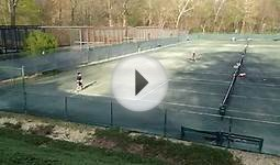 High School Tennis Tournament