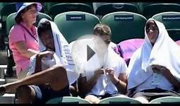 High temperatures disrupts tennis at Australian Open in