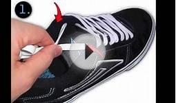 **How to make your shoes a bowless slip-on**