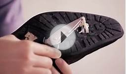 How to remove gum from your shoe easily