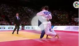Judo Grand Slam Paris 2013: Final -80kg TCHRIKISHVILI