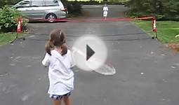 Kids 10 & Under Tennis Court in the DrivewayUS Open