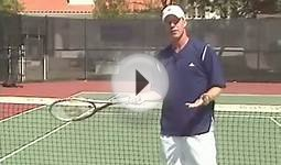 Learn to play Tennis - lesson #1: The propers grip.wmv