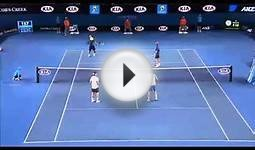 Legends Play Giant Tennis - Australian Open 2013